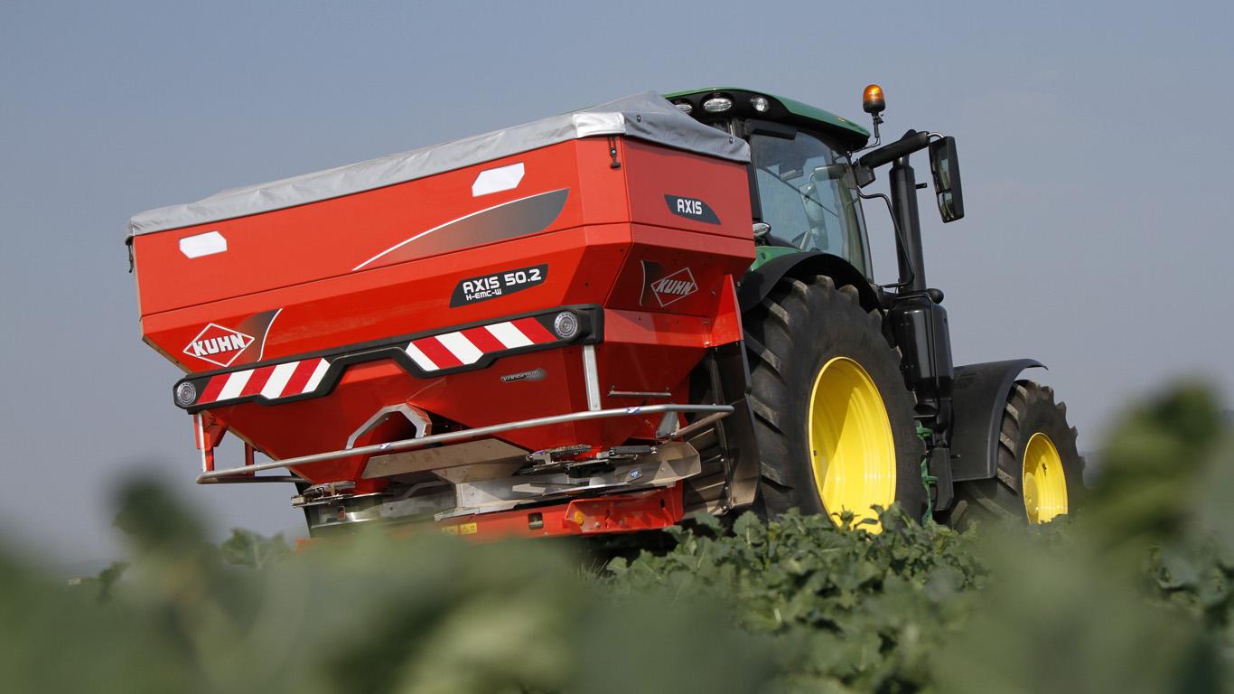 afgri-kuhn-fertiliser-spreaders