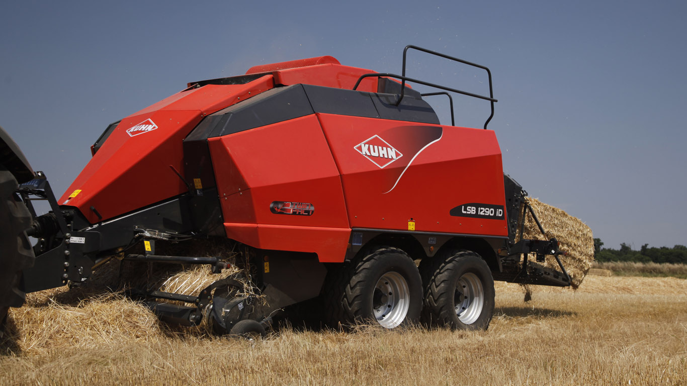 afgri-kuhn-high-density-square-balers