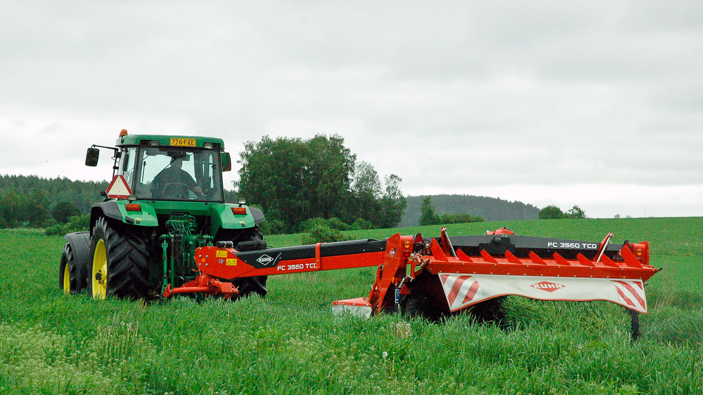 afgri-kuhn-mower-conditioners